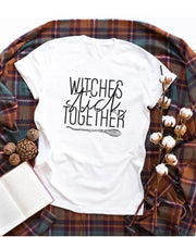 Witches Stick Together Graphic Tee