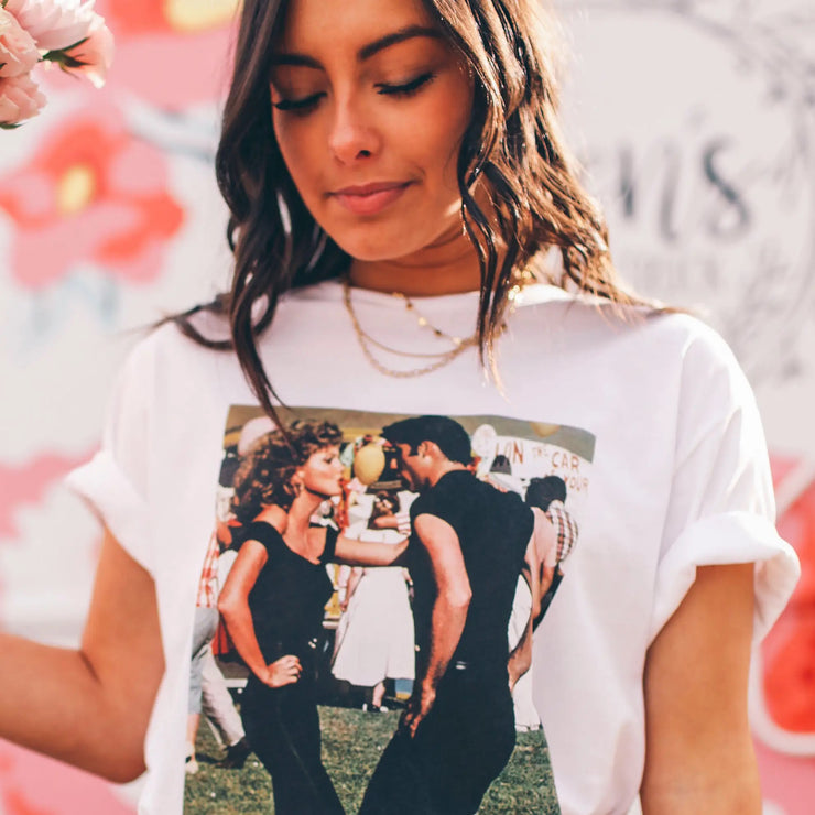 You're The One That I Want Graphic Tee