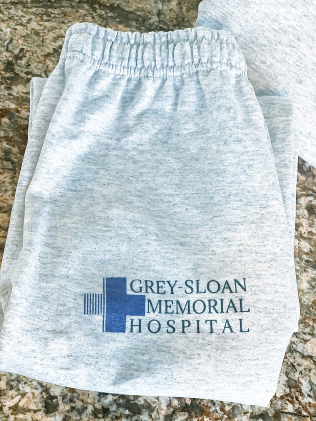 Grey Sloan Sweatpants
