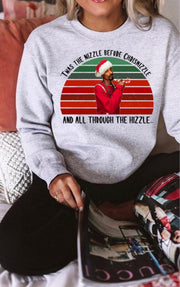 Snoop Christmas Sweatshirt