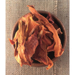 Papaya Strips - Dried Organic