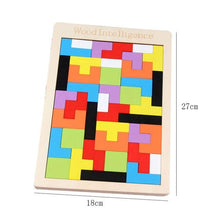 Load image into Gallery viewer, Tetrix - Kids Puzzle