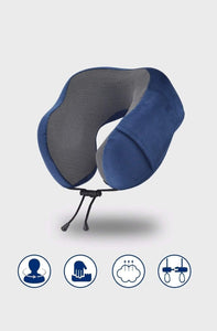 Hypnos - Memory Foam Travel Pillow