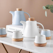 Load image into Gallery viewer, Nordic Porcelain - Minimal Tea Set