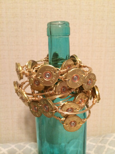Shotgun Shell Bangle