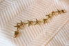 Gold Starfish Bracelet