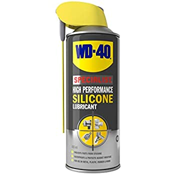 WD-40 High Performance Lubricant 400ml