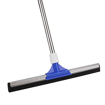 Polypropylene Floor Squeegee with Foam White 40 cm
