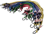 Bungee Cord Assortment 8mm - 16 piece set