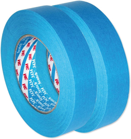 3M Blue Masking Tape - 25mm