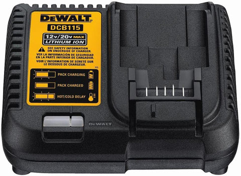 DeWalt Multi Voltage Charger