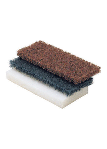 Shurhold Brown (Coarse) Scrubbing Pad