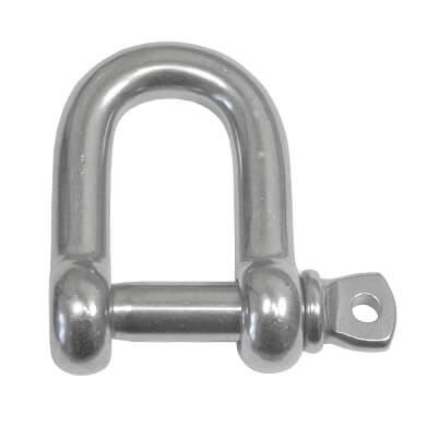 Pro-Boat 6mm S/S D Shackle