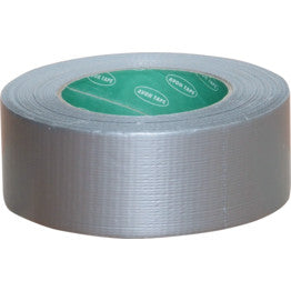 Avon Weather resistant Tape (Duct Tape)Triple Strength Silver Polyethylene Cloth Tape - 50mm x 33m