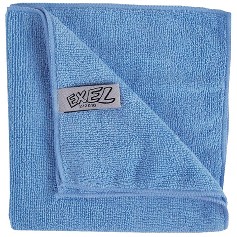 Jantex Microfibre Cloth 40 x 40 blue