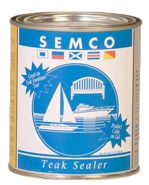 Semco Natural Teak Sealer - US Gallon