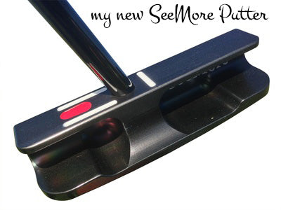 Get a SeeMore Putter Now!