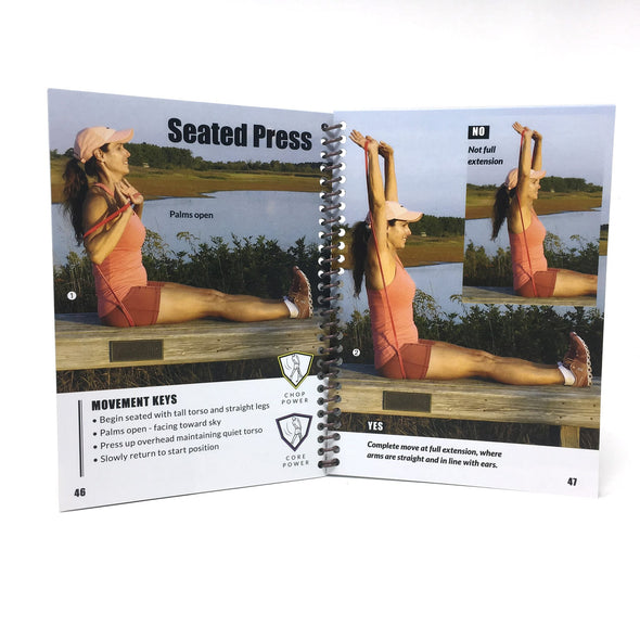 More Pars Fitness Resistance Bands Workout