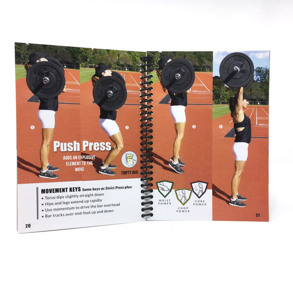 More Pars Fitness Bells & Bars Workout