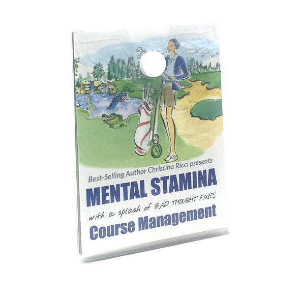 Golf Pocket Guides Mental Stamina