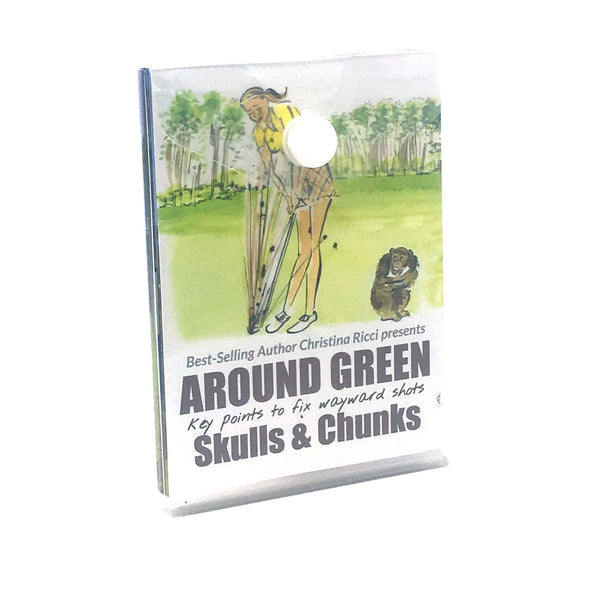 Golf Pocket Guides Around the Green Skulls & Chunks