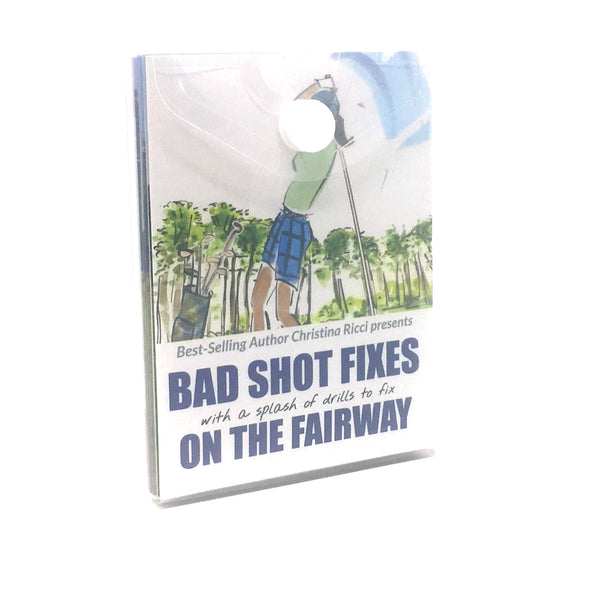 Golf Pocket Guides Bad Shot Fixes on the Fairway