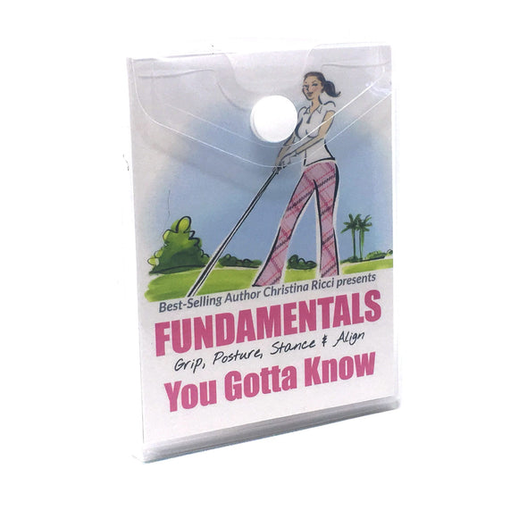 Golf Pocket Guides Fundamentals You Gotta Know