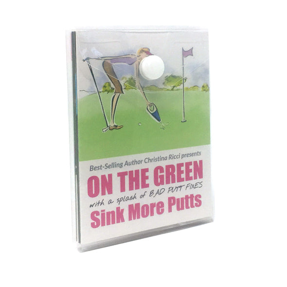 Golf Pocket Guides On the Green Sink More Putts