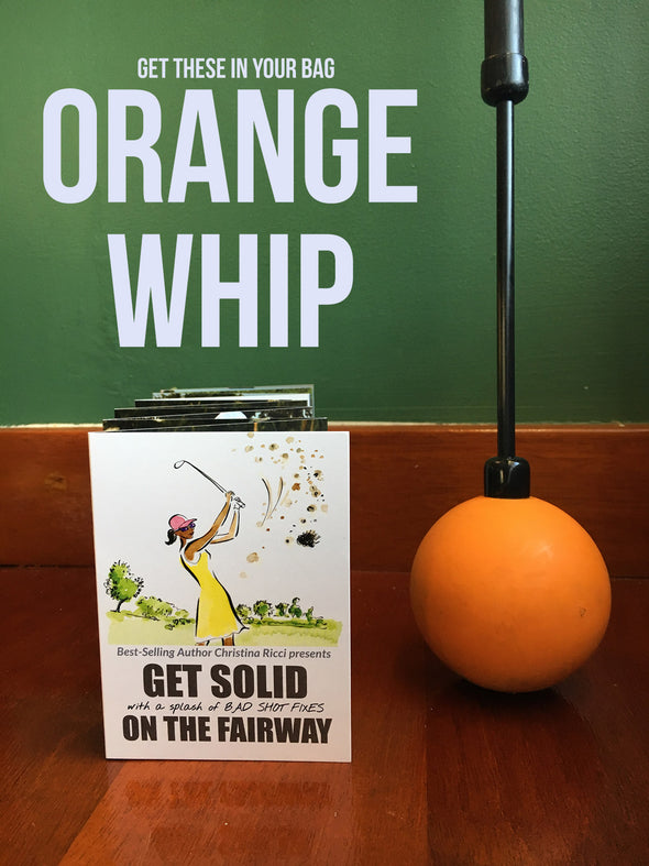 Orange Whip with Christina Ricci's Get Solid Pocket Guide