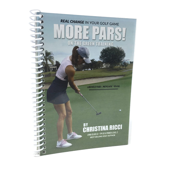 More Pars On The Green Training Booklet + Video Course