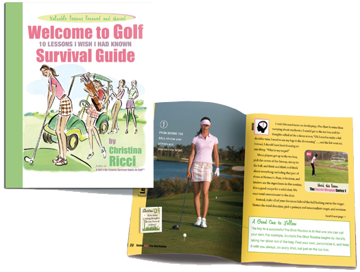 The Secret Weapon 4-DVD Gift Set for New Golfers