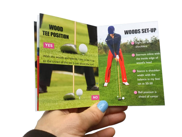 Golf Pocket Guides Set-Ups You Gotta Know