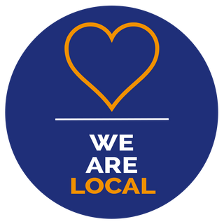 logo we are local