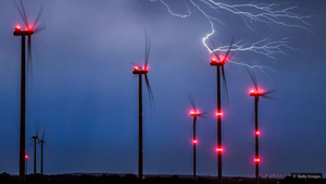 The wind turbines standing up to the world's worst storms