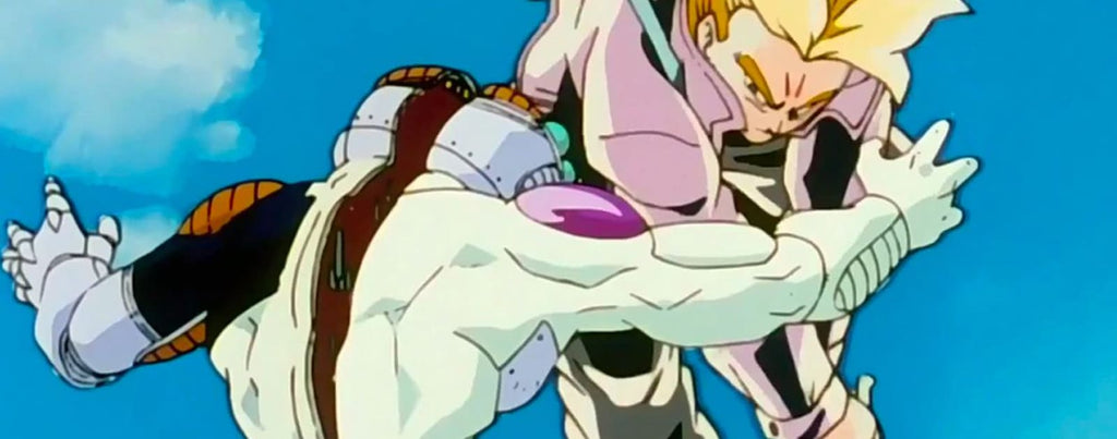 morte do freeza androide