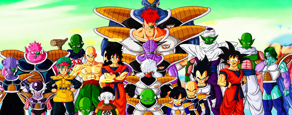 mortes chocantes dragon ball