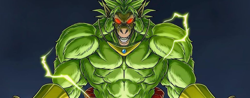 broly transformacao blog