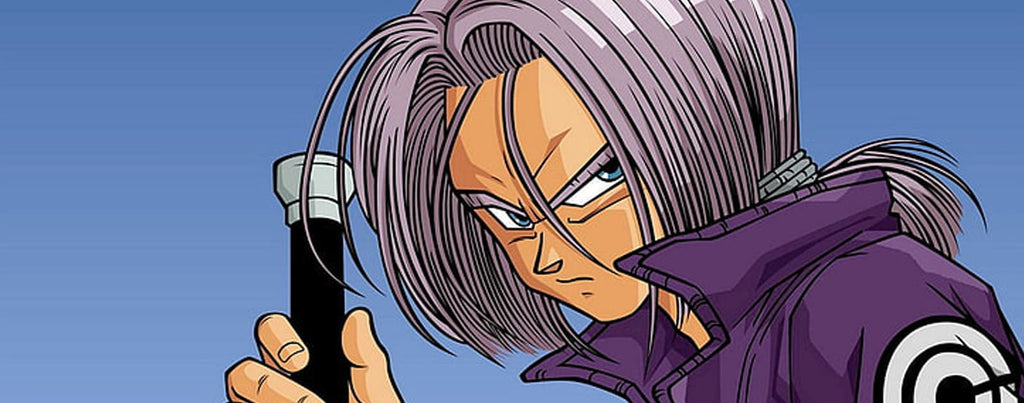 personalidade do trunks