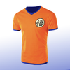 Camiseta Dragon Ball Goku Laranja