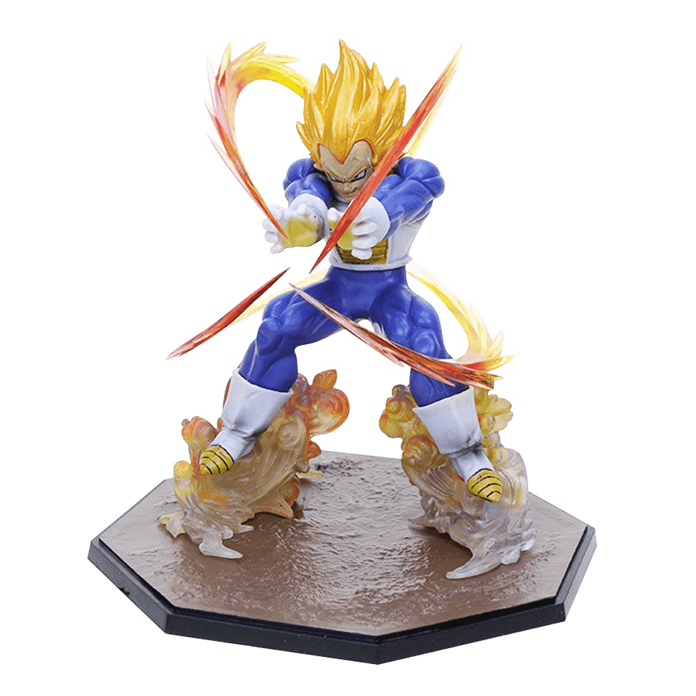 figurina dragon ball vegeta final imagem