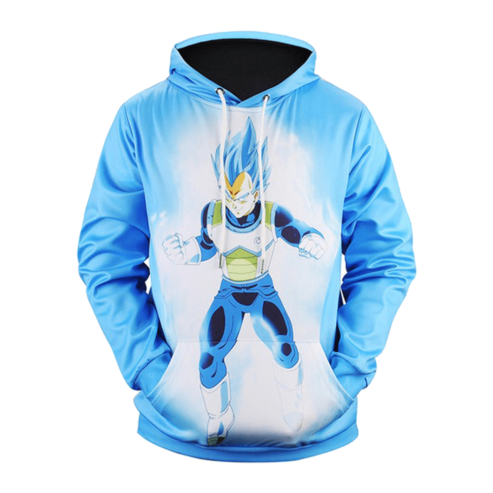 Sweat Dragon Ball Vegeta
