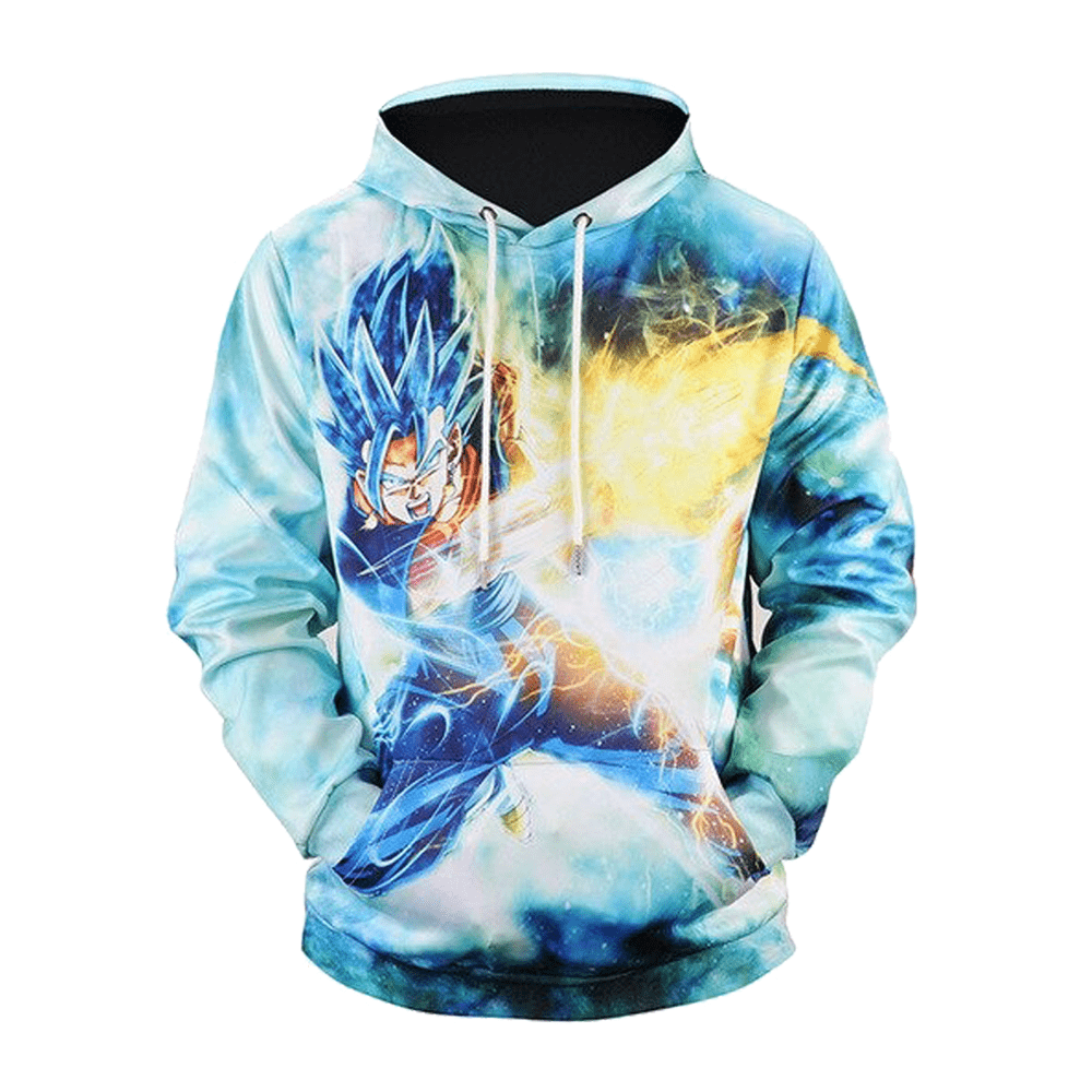 Sweat Dragon Ball Vegetto imagem