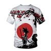 Camiseta Dragon Ball Goku pequeno