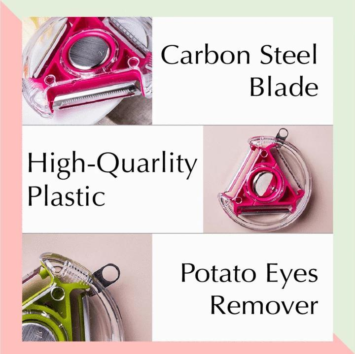 PROPEELER™ - 3In1 Plus Rotary Peelers (New 2019)【Freeship Worldwide】
