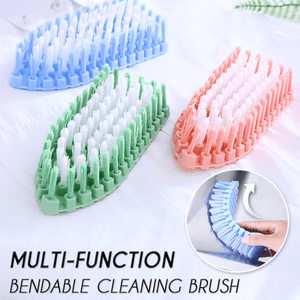 Cozyki Multi-function Bendable Cleaning Brush [FREESHIP]