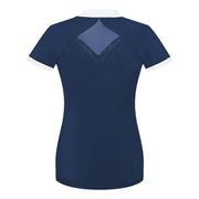 Fair Play Competition Shirt CATHRINE Navy White