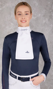 Fair Play Ready Tied Stock Andrea Chic, White Navy