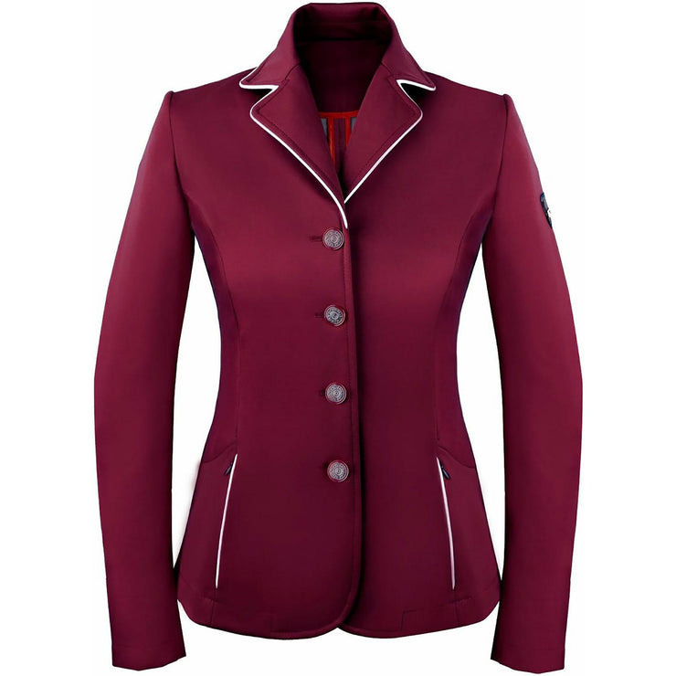 Fair Play Lady Show Jacket MICHELLE Burgundy