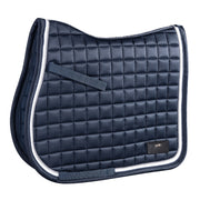 Schockemohle Spirit Pad D Dressage Saddle Pad, Blue Nights, Full