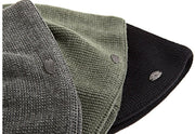 Back on Track Kim Wool Hat, Olive Green